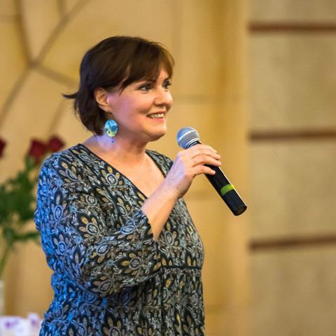 Ľubica Lachká - koordinátorka projektu