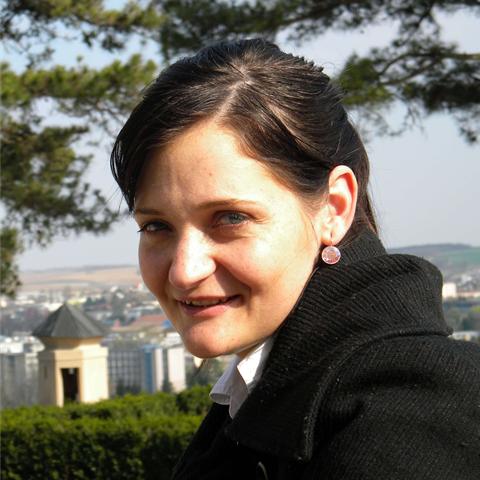 Eva Vargová - kooridnátorka voľnočasových a dobrovoľníckych programov