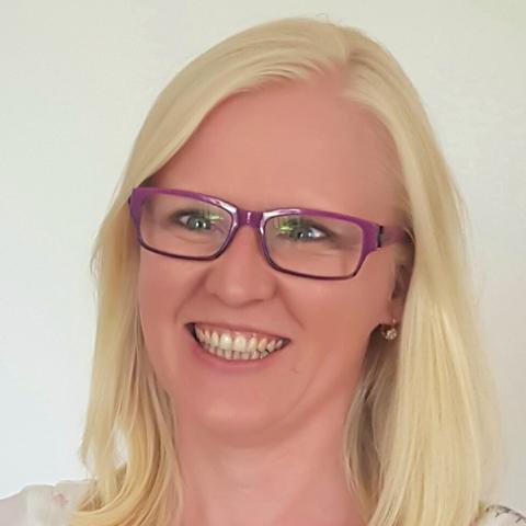 Zuzana Bencová, konzultantka miesta prvého kontaktu - OZ Pokoj a dobro