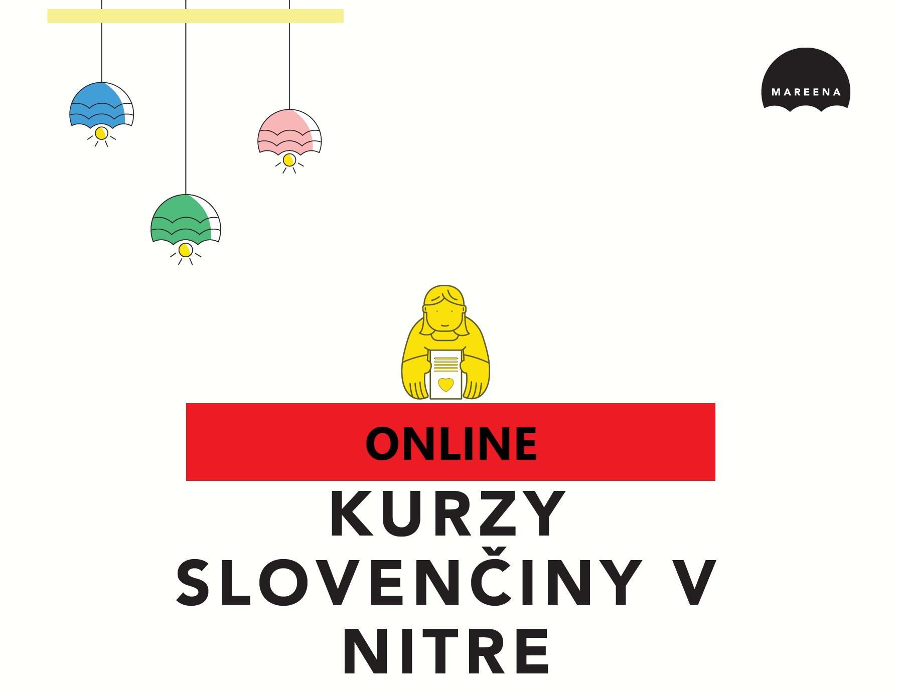 Jazykový kurz slovenčiny pokračuje online